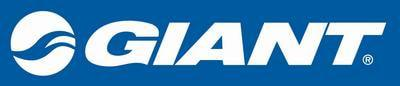 giant синий логотип бренда