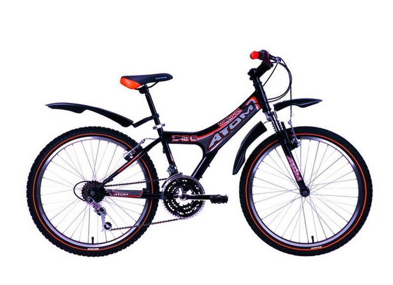 atom-велосипед