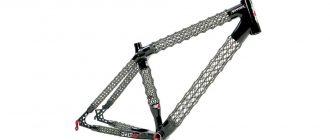 Какая велосипедная рама лучше: карбоновая или алюминиевая