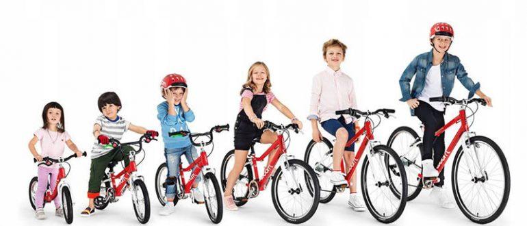 Первый велосипед для ребенка – как выбрать?