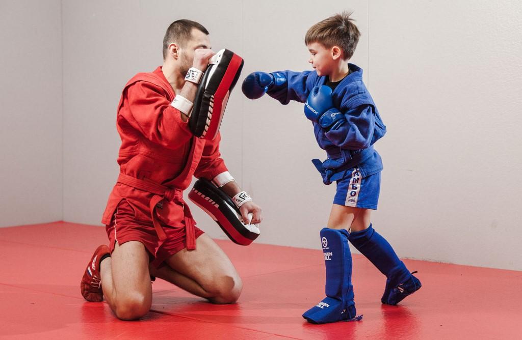Если вы хотите отдать ребенка на занятия рукопашным боем
