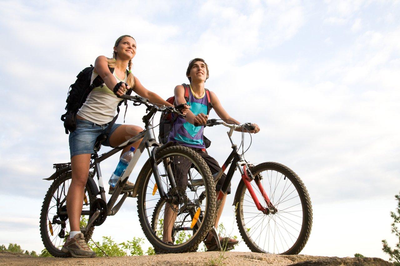 Преимущества велоспорта