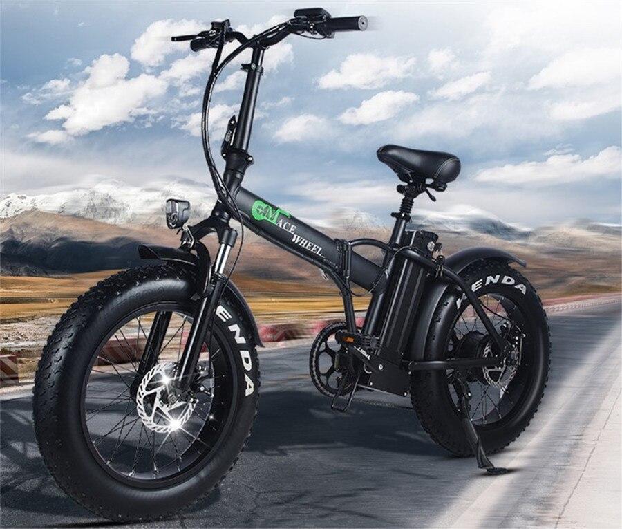 Электровелосипед теперь доступен каждому