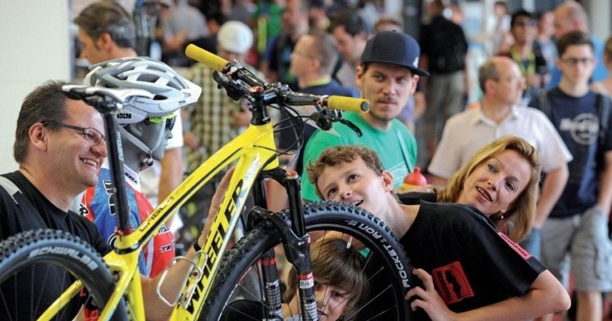Велосипеды для всех