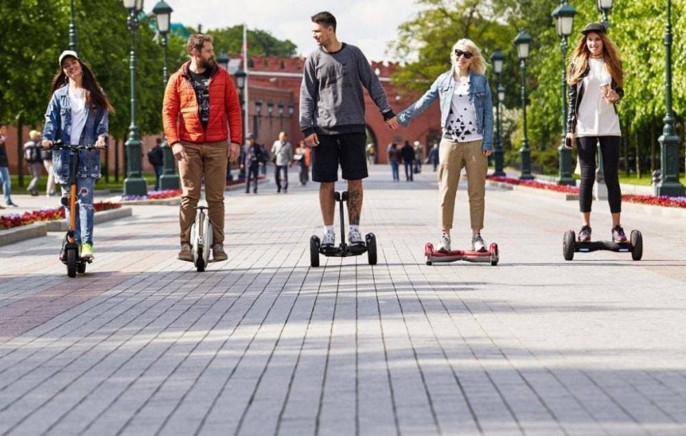 Способы достижения мобильности