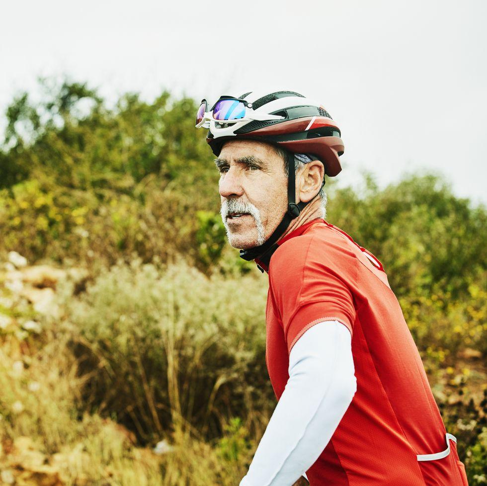 Езда всего за 20 минут в день может предотвратить болезнь сердца у пожилых людей