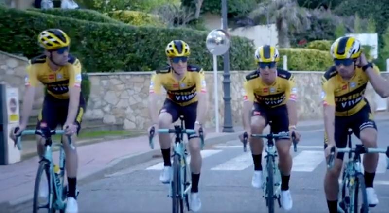 Джамбо-Висма примет трех лидеров на Тур де Франс