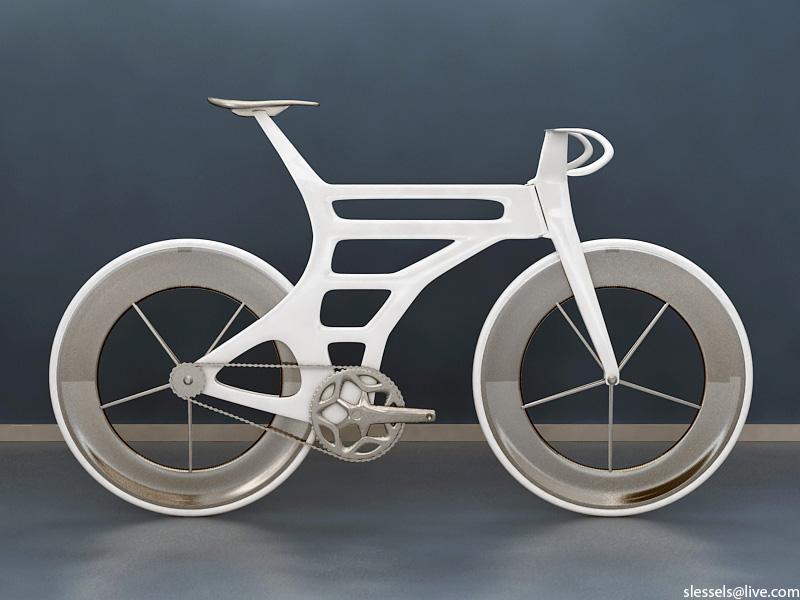 Фотографии прототипов моделей велосипедов. Часть 4.