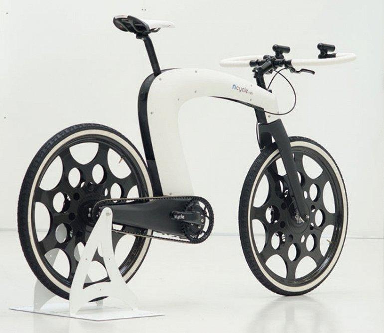 Фотографии прототипов моделей велосипедов. Часть 7.