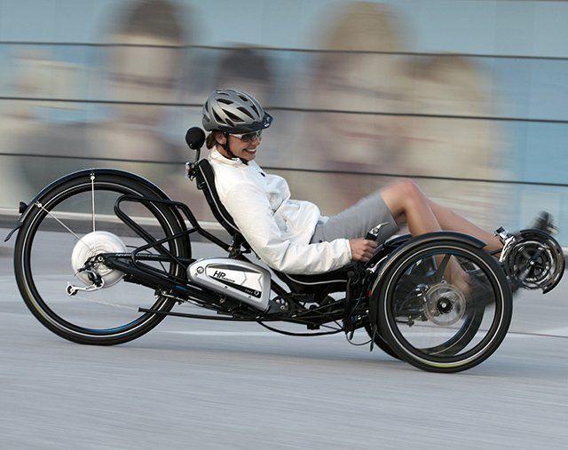 Фото: прототипы велосипедов. Часть 6