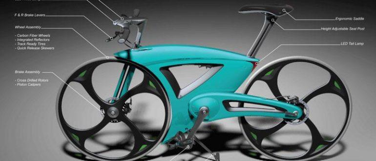 Фотографии прототипов моделей велосипедов. Часть 10.
