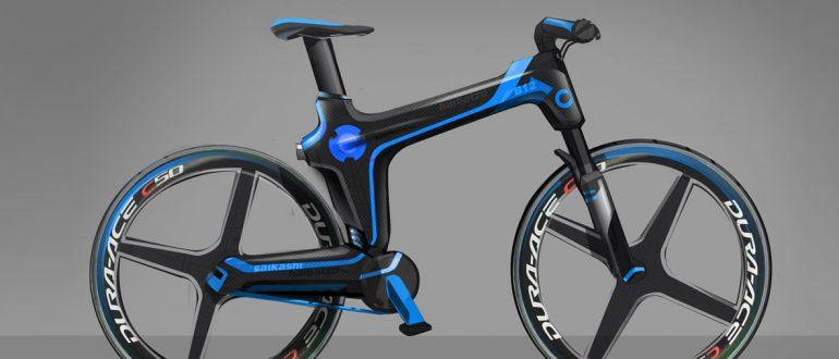 Фото: прототипы велосипедов. Часть 9