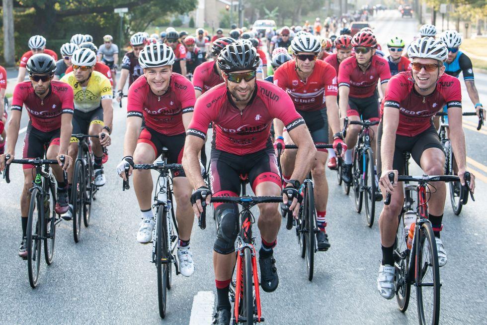 Национальная ассоциация велоспорта США добавляет в свою серию чемпионат Gran Fondo