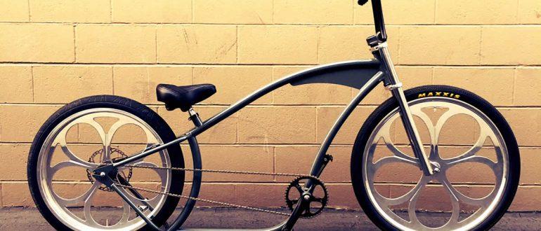 Фотографии прототипов моделей велосипедов. Часть 12.