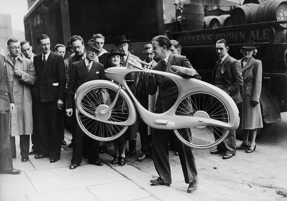 Фотографии прототипов моделей велосипедов. Часть 2.