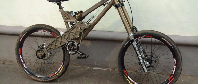 Фотографии прототипов моделей велосипедов. Часть 17.