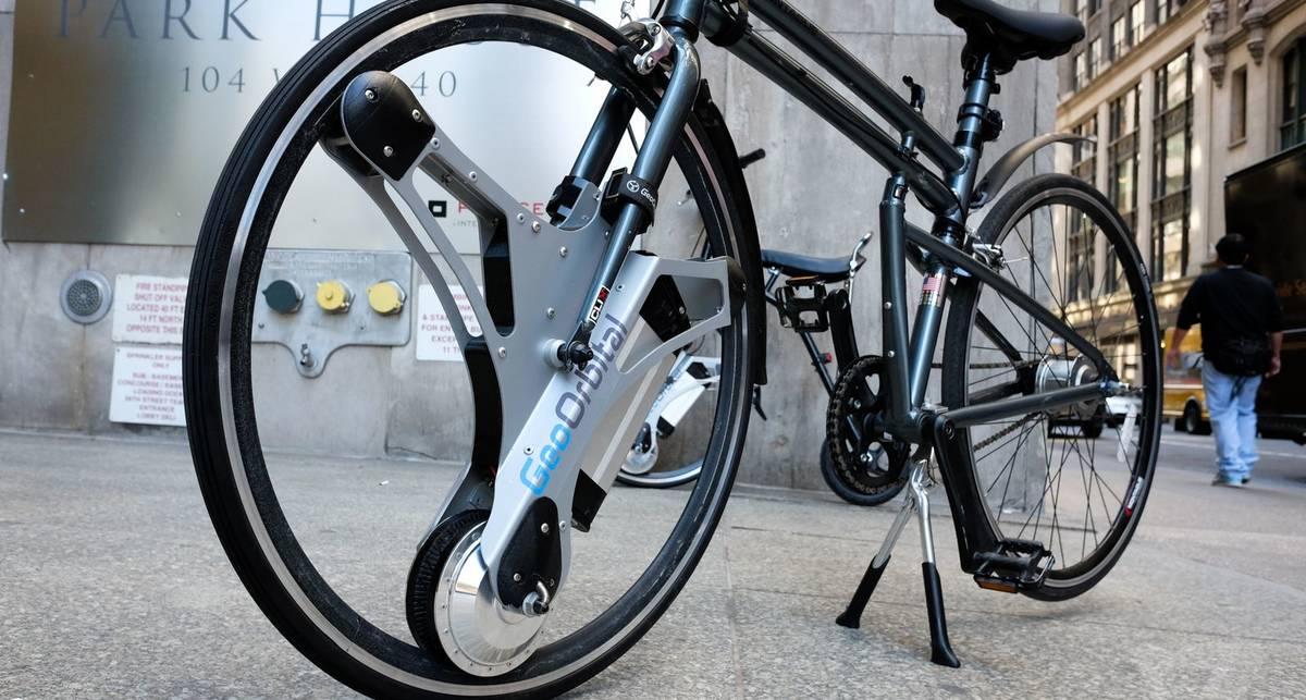 Фотографии прототипов моделей велосипедов. Часть 19