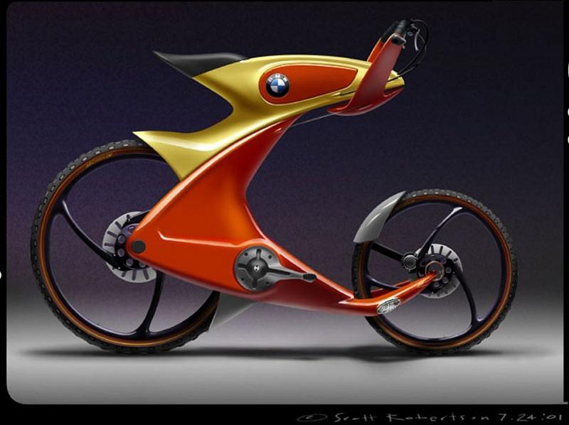 Фотографии прототипов моделей велосипедов. Часть 20.