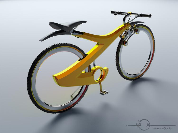 Фотографии прототипов моделей велосипедов. Часть 21.