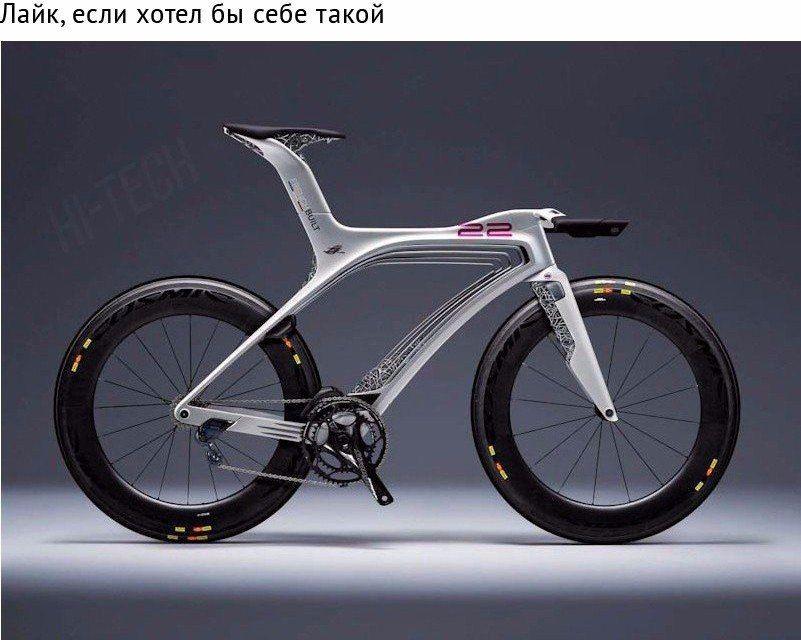 Фотографии прототипов моделей велосипедов. Часть 27.