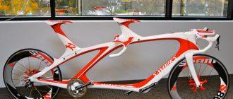 Фотографии прототипов моделей велосипедов. Часть 30.