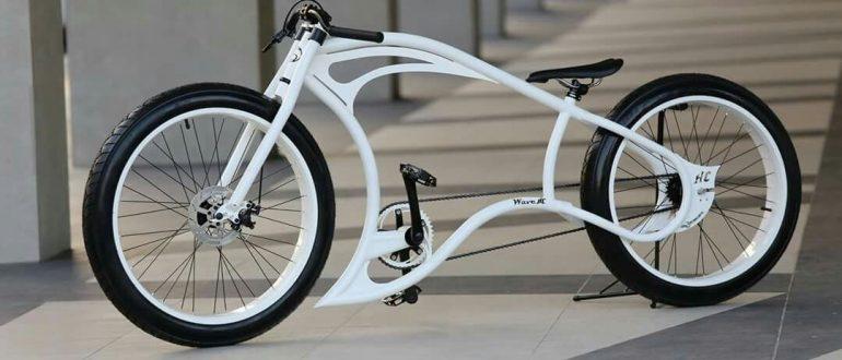Фотографии прототипов моделей велосипедов. Часть 26