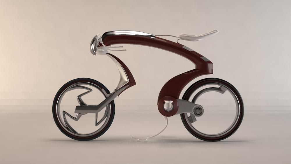 Фотографии прототипов моделей велосипедов. Часть 22.