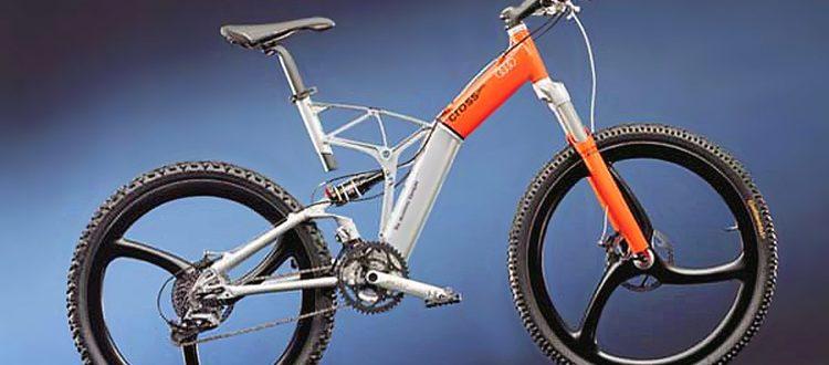 Фото: прототипы велосипедов. Часть 16.