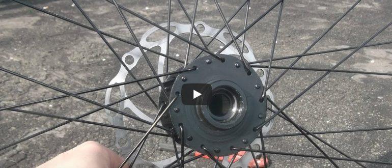 Передняя втулка колеса велосипеда: как разобрать, обслуживание