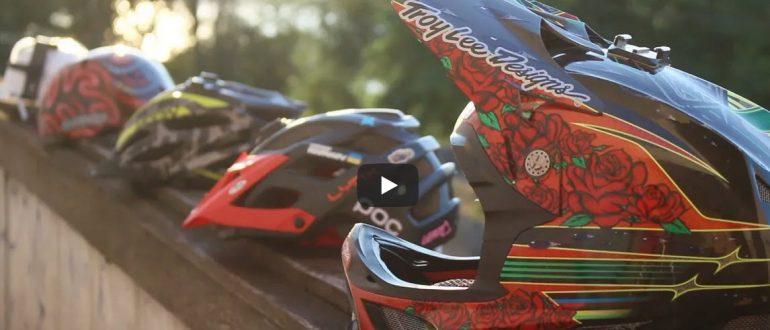 Обзор велосипедных шлемов