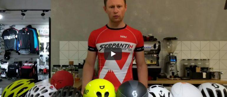 Обзор новых технологий велосипедных шлемов