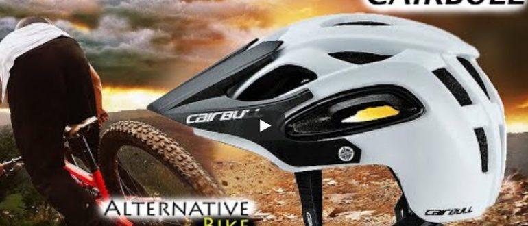 Велосипедный эндуро шлем CAIRBULL для трейл, кросс кантри. Вело шлем enduro trail CC