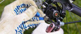Как провести регулировку и ремонт тормозов на велосипеде