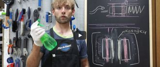 Конструкция и обслуживание гидравлических тормозов велосипеда