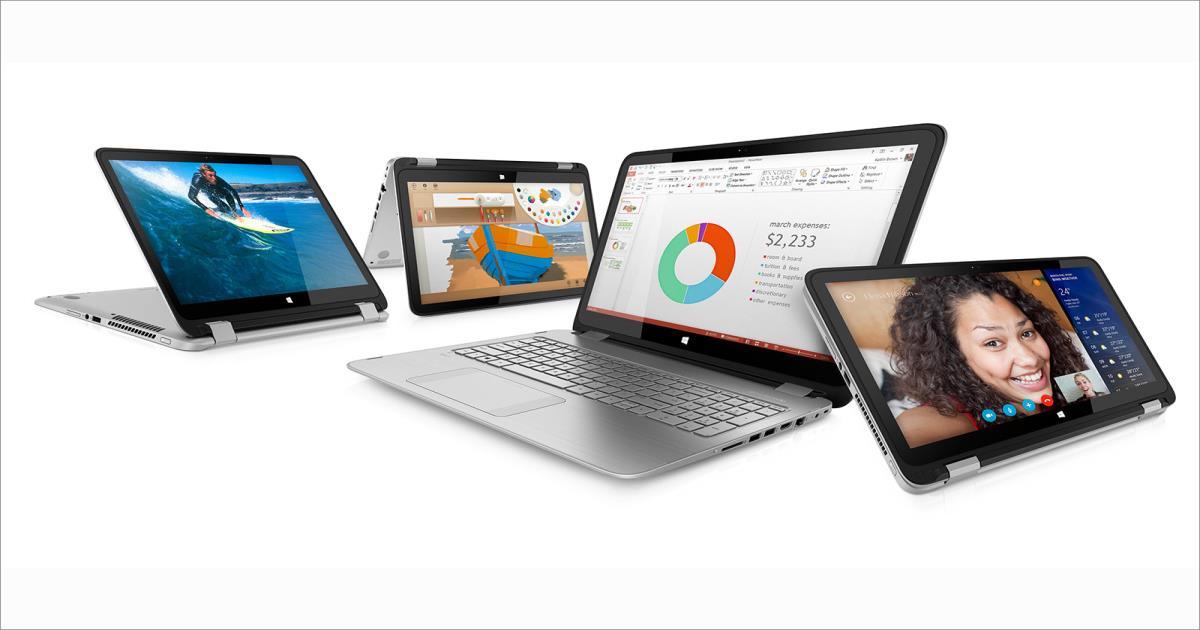 Что могут ноутбуки производства HP?