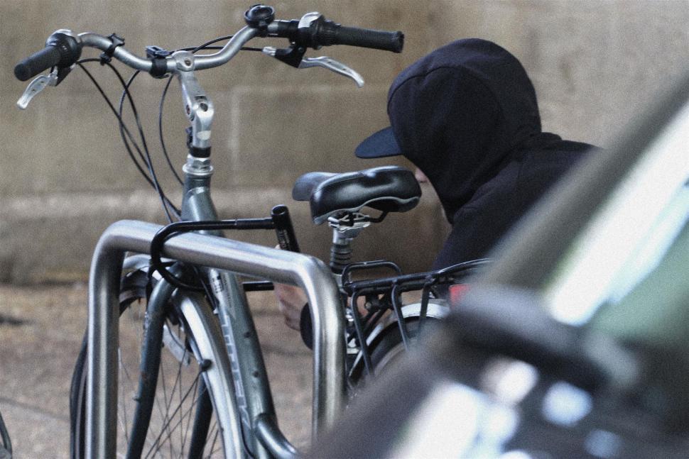 Кражи велосипедов снизились на 25% во время изоляции COVID-19