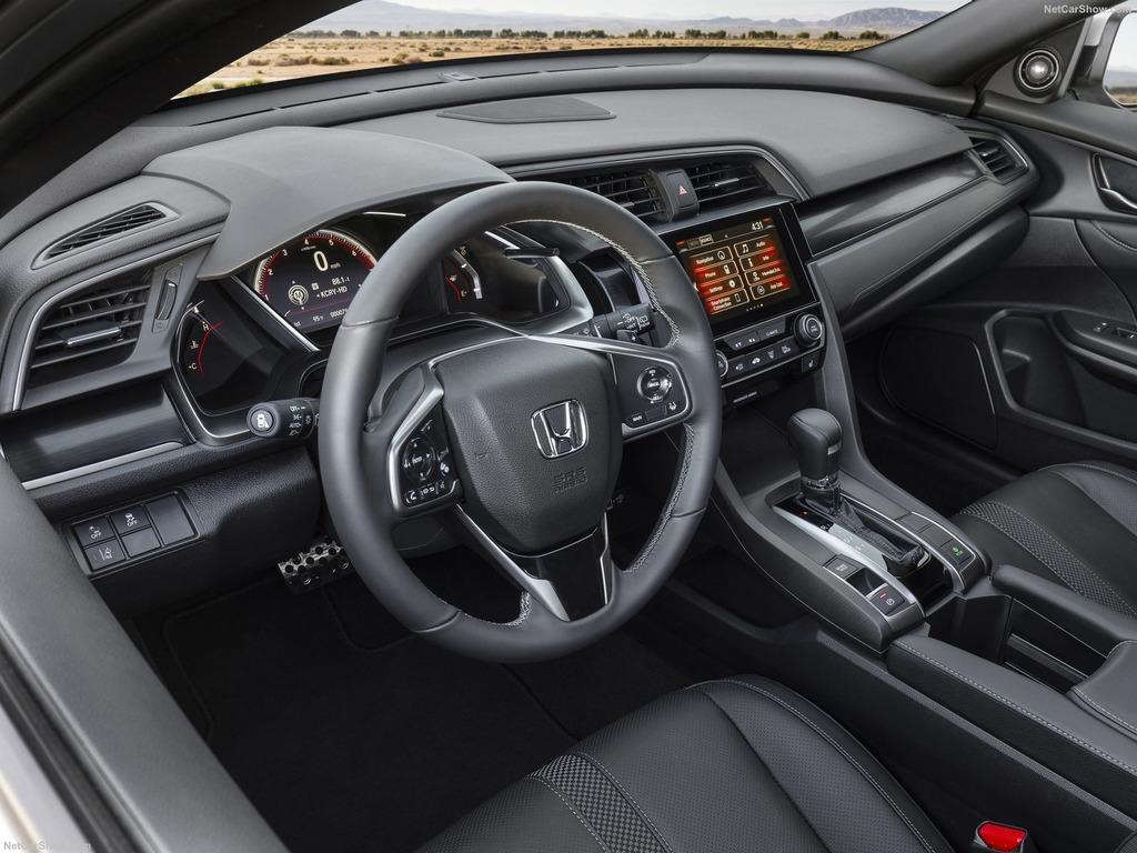 Как изменился Honda Civic в новом исполнении?