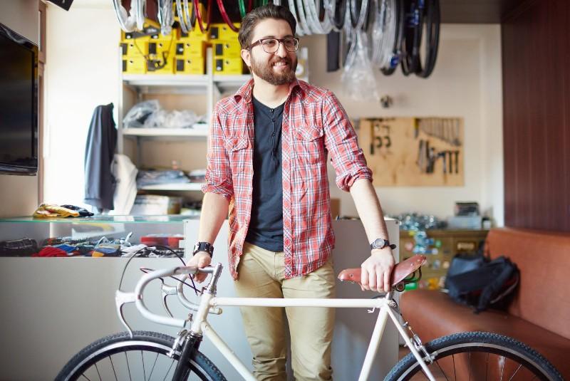 Купить велосипед легко с 220.lv
