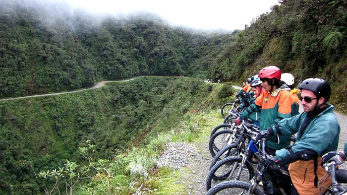 По Боливии на велосипеде. Советы и маршруты