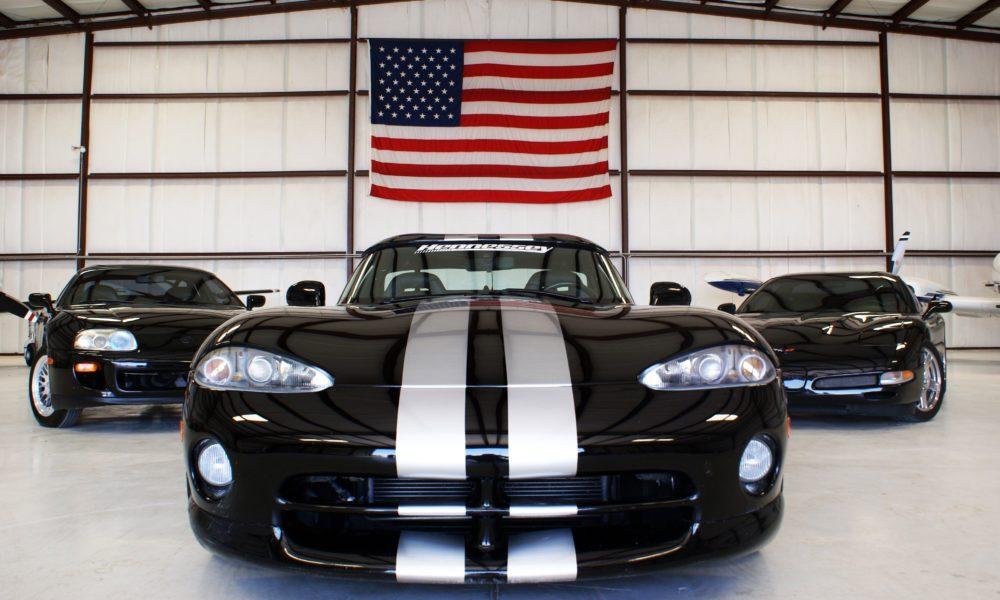 Идеальный автомобиль из Америки