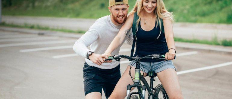 Почему некоторые боятся владеть велосипедом?