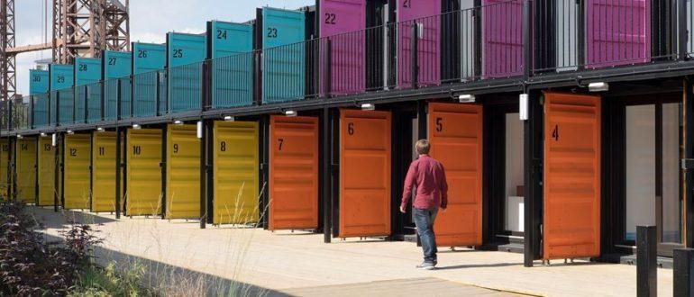 4 причины почему стоит хранить вещи в охраняемом контейнере