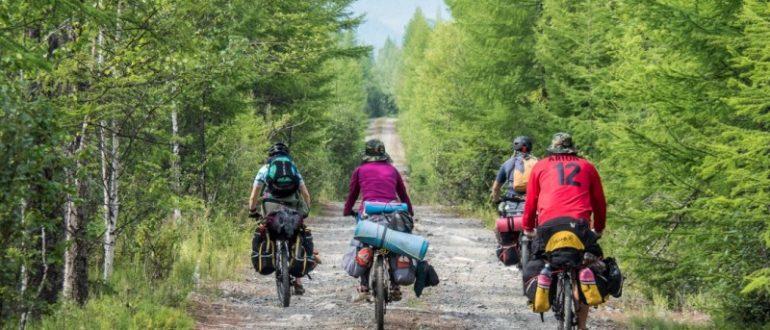 Организуем поход на велосипедах правильно
