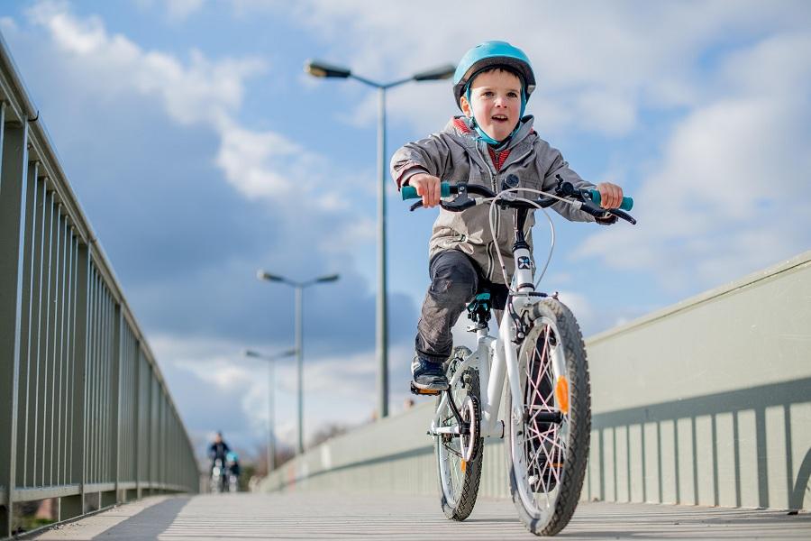 Лучшее велосипедное детство для каждого ребёнка!