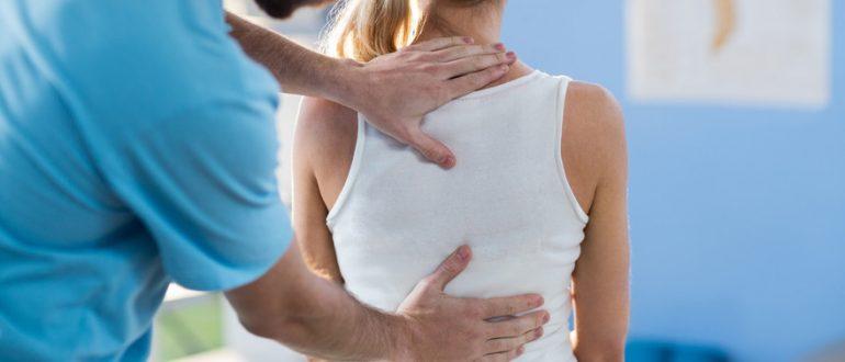 Простой способ избавиться от болей в спине