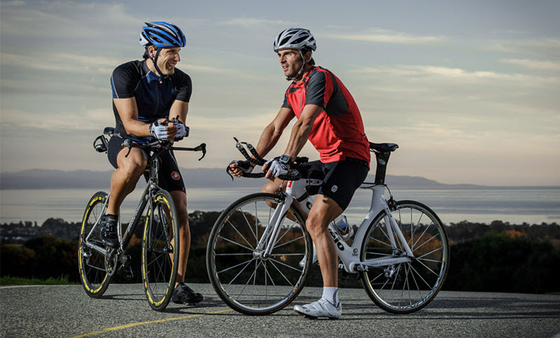 Специальная одежда для велосипедиста