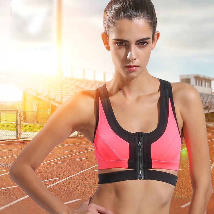 Как правильно защитить женскую грудь в спорте