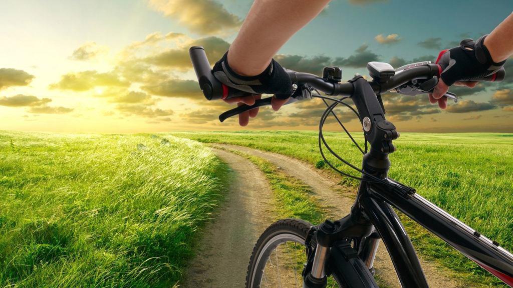 С какой целью покупают велосипед?