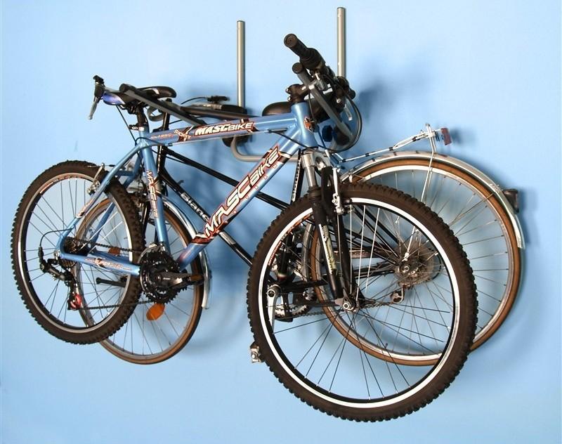 Храним велосипед правильно