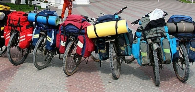 Готовимся к велопоходу правильно